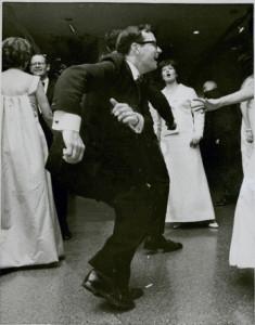 Bill Moyers Dances The Watusi